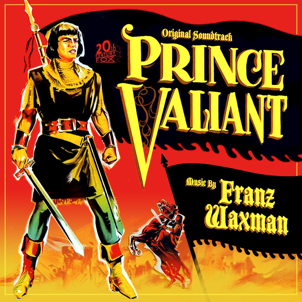 prince valiant · franz waxman   j_pidgeon   Flickr
