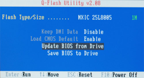 Q-Flash - narzędzie od Gigabyte do aktualizacji BIOSu   Flickr