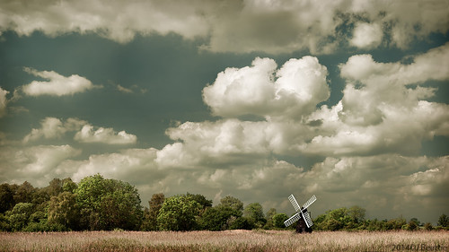 sky color colour landscape flickr toned cambridgeshire bigpicture bigskies windpump wickenfen smockwindpump