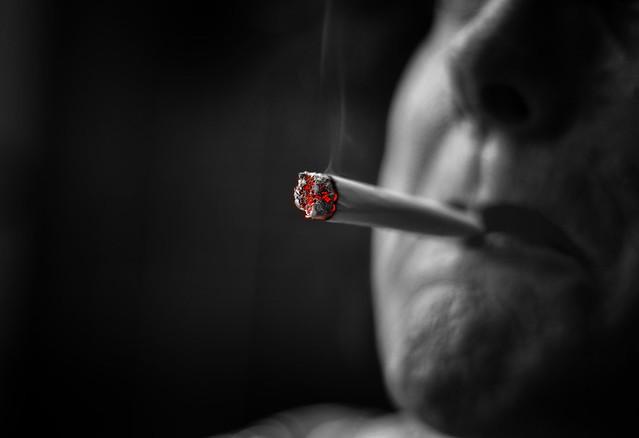 Please, don't smoke !