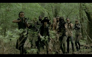 The Walking Dead Season 5 trailer screenshots | by Casey Florig