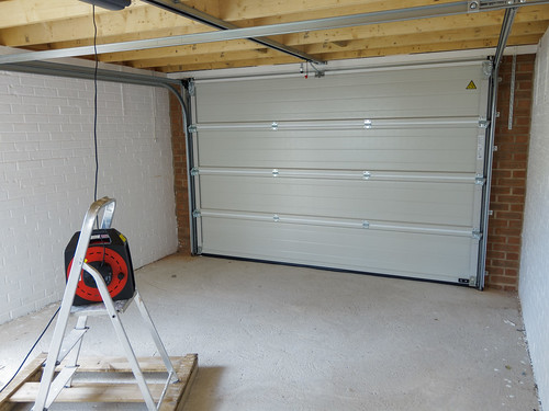 Garage door fitted | by Lewis Craik