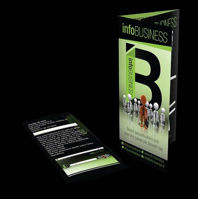 Info Business  Flyer