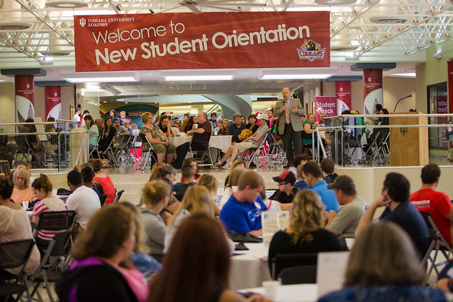New Student Orientation - July 2014