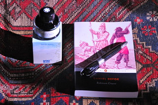 Montblanc Writing Instrument and Ink