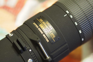 Sigma 300-800mm f/5.6 EX DG APO HSM Four-thirds | by No5