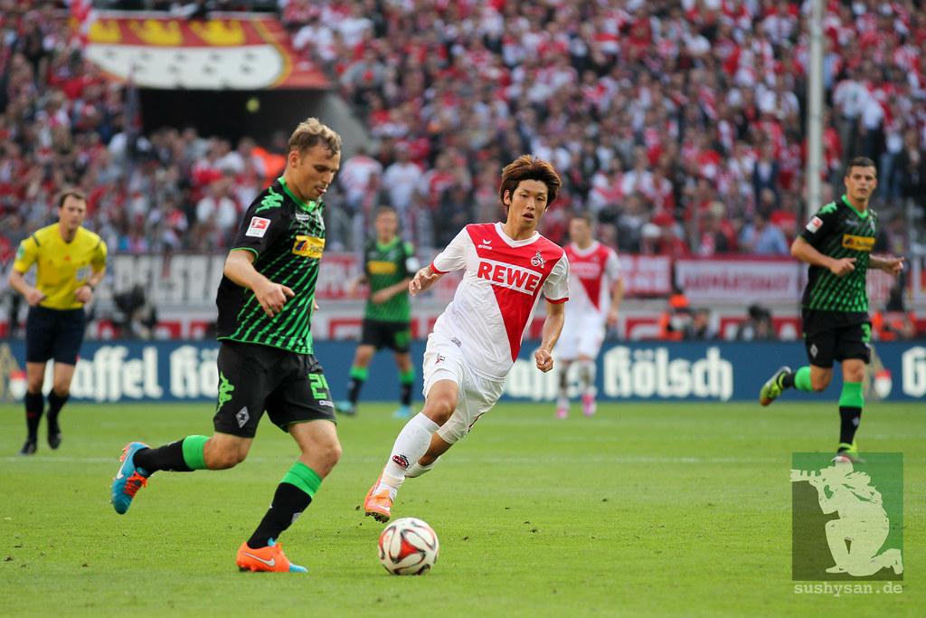 DFL BL15 1. FC Köln vs. Borussia Moenchengladbach 21.09.2 ...