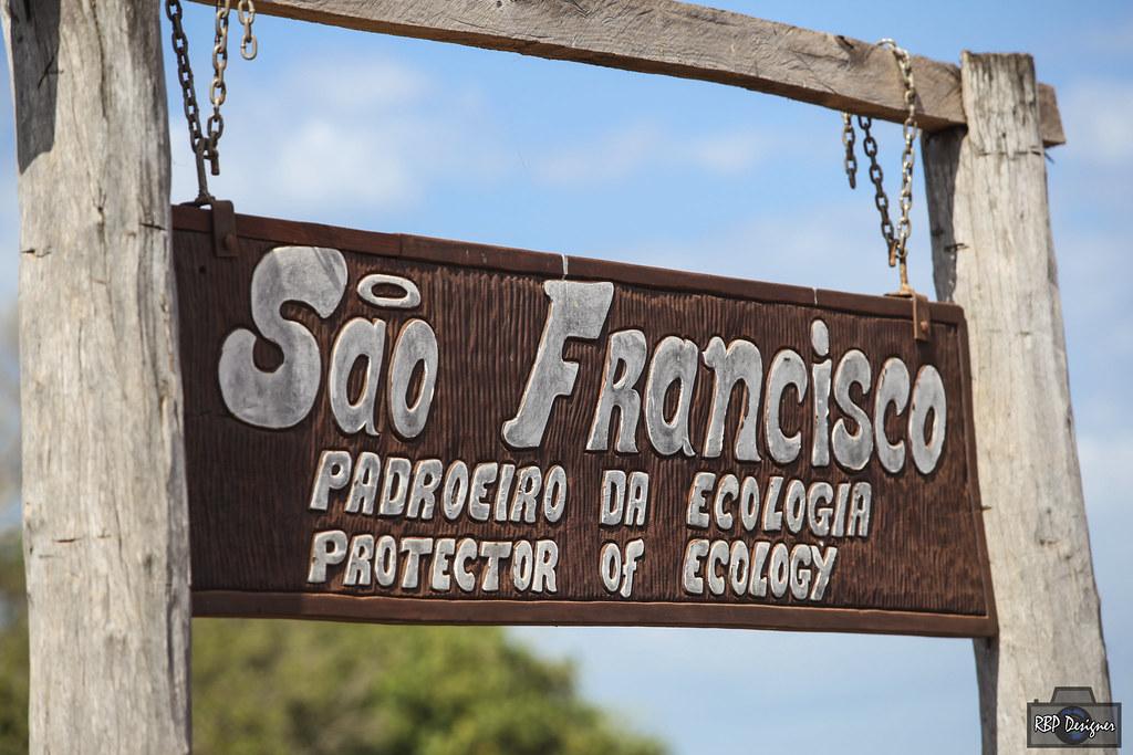 São Francisco no Pantanal