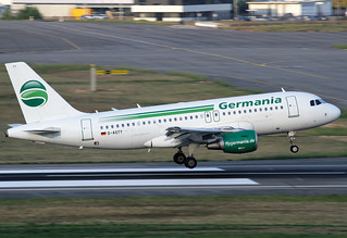Germania Airbus A319-112 D-ASTY TLS 15-09-14 | by Axel J.