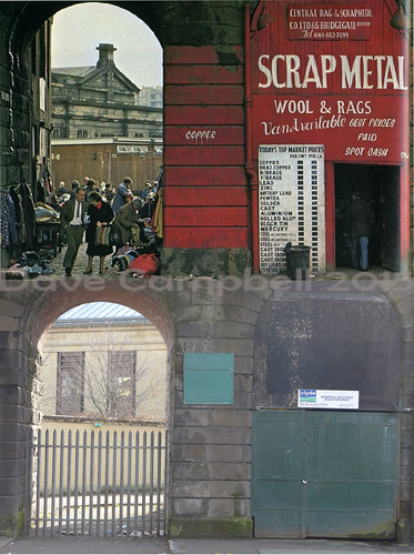 scrap metal then and now | by Dave S Campbell