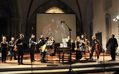 ACCADEMIA MUSICALE DELL'ANNUNCIATA - ARMONIE BAROCCHE - IL -GUSTO ITALIANO - OGNI MUSICA CHE NON DIPINGE NULLA E' SOLO RUMORE - J.B. Le ROND  19 GIUGNO 2015  Foto A. Artusa