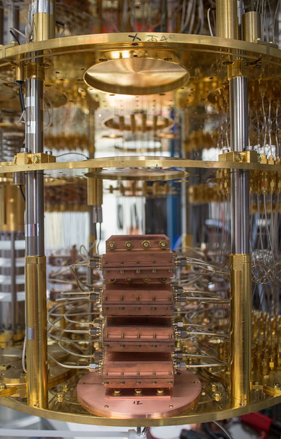 Quantum Computer Interior