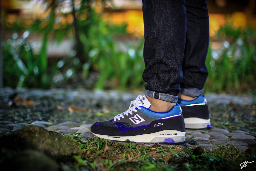 reputable site d45b1 be0e1 New Balance 1500 x Hanon
