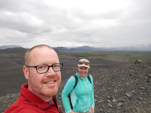IJsland - Myvatn - Hverfell - 2
