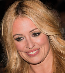 Cat Deeley at the 2014 Glamour Awards