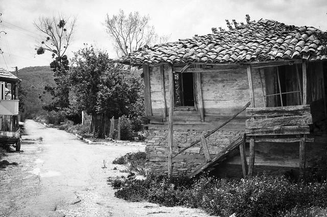 Rural architecture   Strandzha   Bulgaria