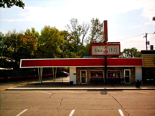 Cock Robin Brookfield | Riverside Illinois | Flickr