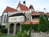 Prachatice – kostel sv. Jakuba a Rektorský dům, foto: Petr Nejedlý
