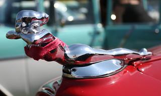1933 Chevrolet Coupe Mascot