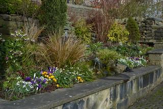 Fountain Garden | by Addingham Garden Friends