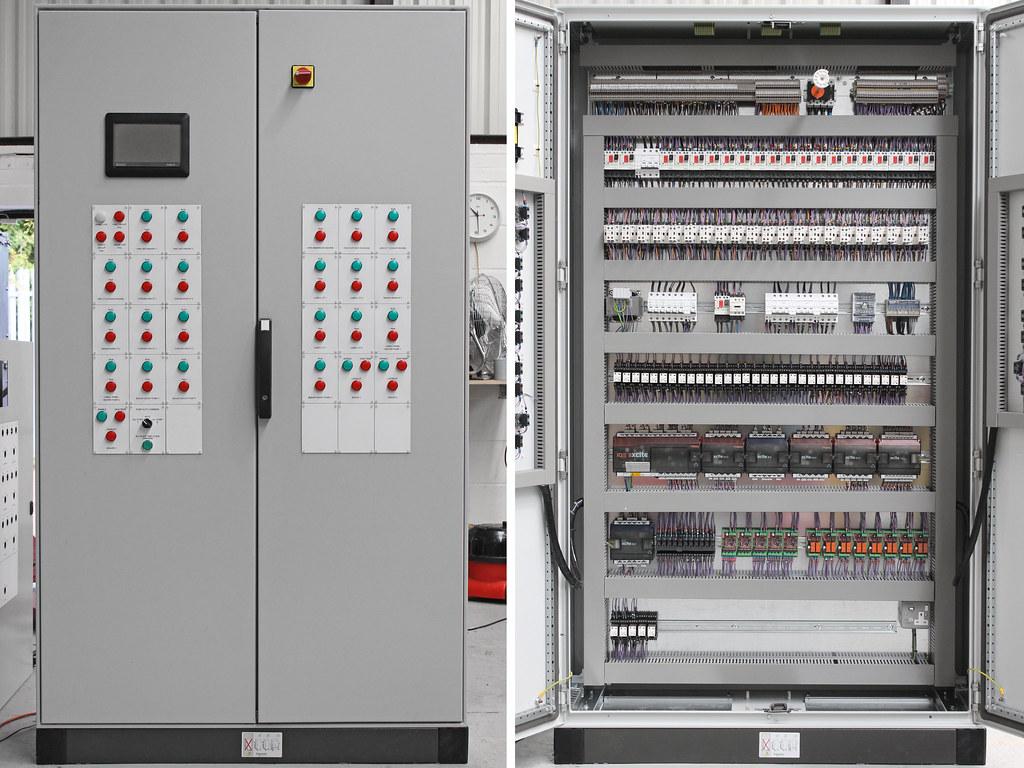 Boiler / Heater control panel