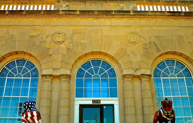 Old Batavia Post Office - IL