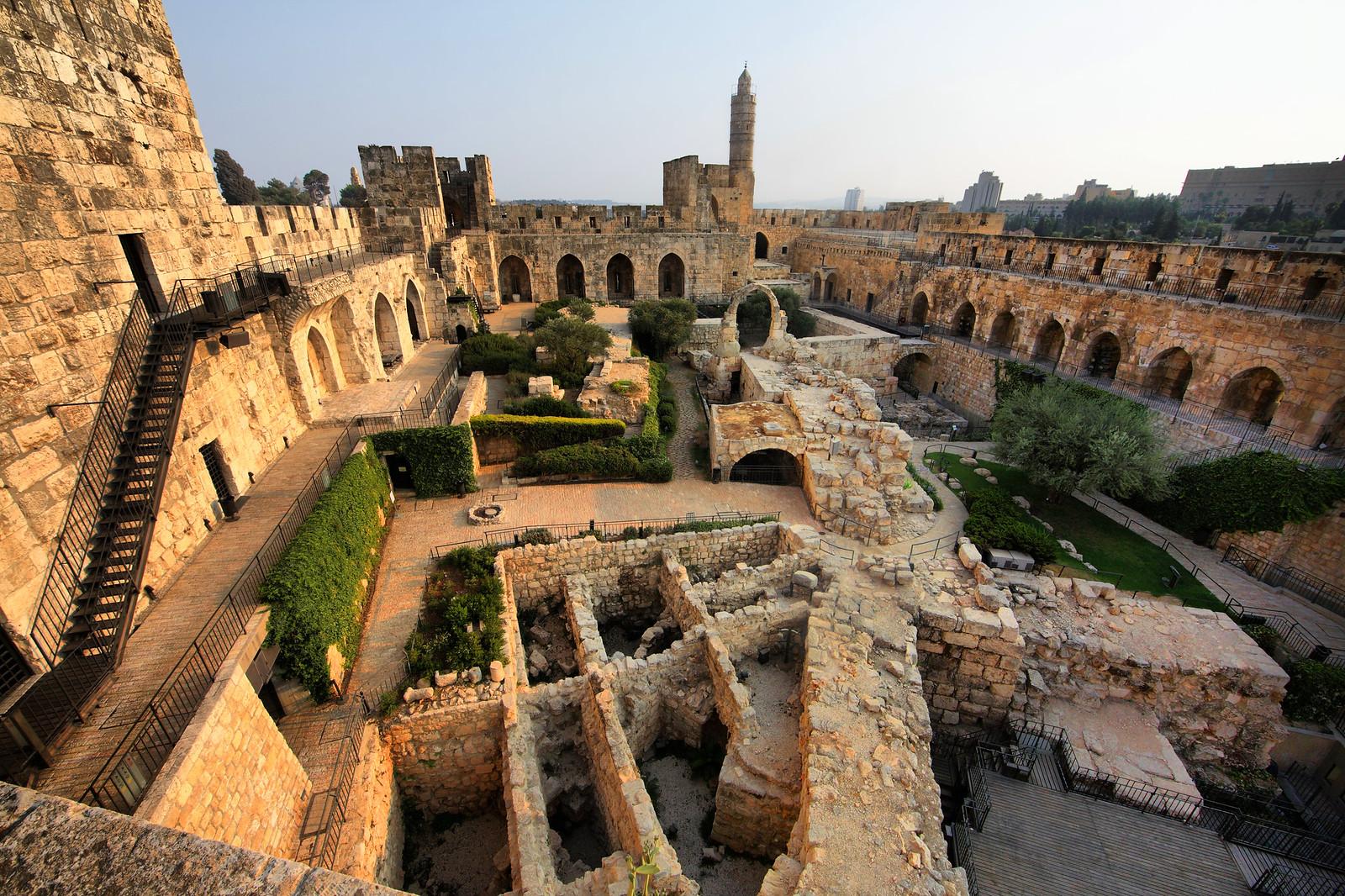 Jerusalem_The Tower of David_3_Noam Chen_IMOT