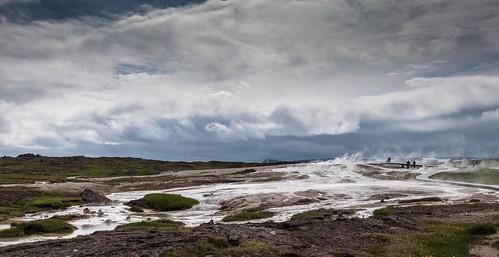 Dampfende Erde | by rainerSpunkt