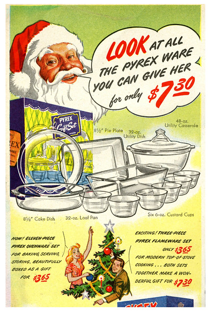 Exciting Pyrex Flameware Sets