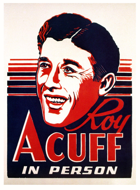 A Personal Appearance by Roy Acuff
