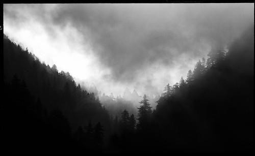 Gray Mountains | by Mario De Carli