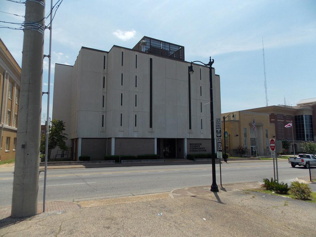 Houston County Community Corrections (Jail)---Dothan, Al  | Flickr