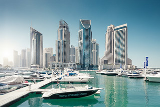 Dubai Marina | by *Niceshoot*