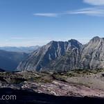 Little Matterhorn and Tarn