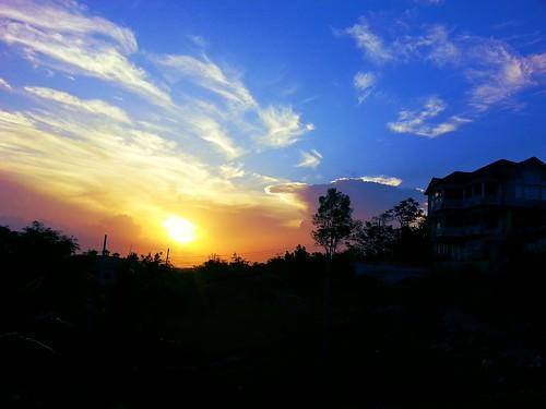 beautiful mobile sunrise walk samsung sg3