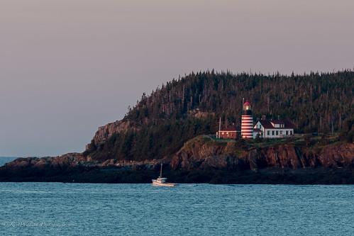 original lighthouse maine places