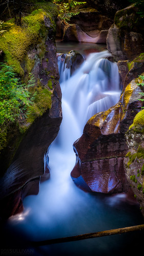 Avalanche Creek | by Don Sullivan