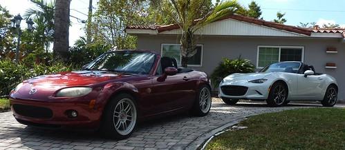 Kaizen Factor | NC vs ND: The evolution of the Mazda MX-5 Miata