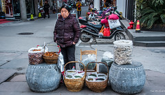 2016 - China - Huangshan - Old Street - 6 of 16