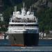 The season of cruise ships in Norway 2014
