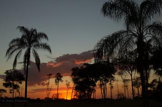 Por do sol/ Sunset!!!
