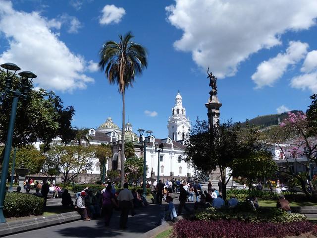 Plaza de la Independencia (Quito, Ecuador)