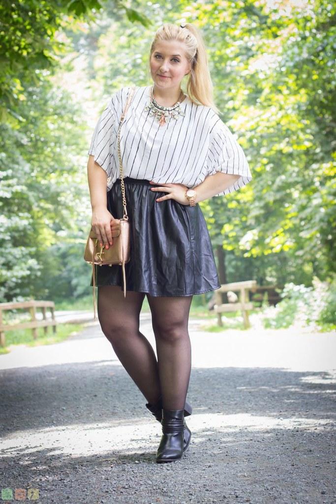outfit new yorker fashion blog blogger modeblog rock tshir