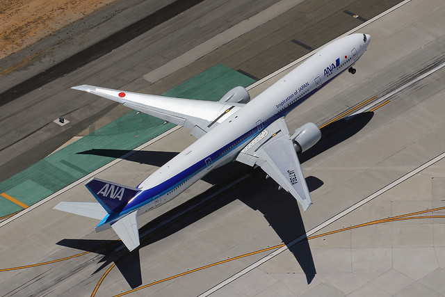 JA736A  | Boeing 777-381ER | All Nippon Airways - ANA