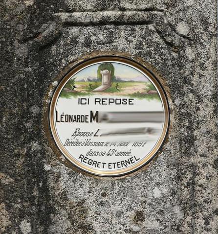 Grabkultur in Frankreich