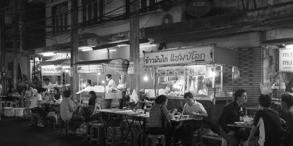 Street Food on Soi Sukhumvit 38