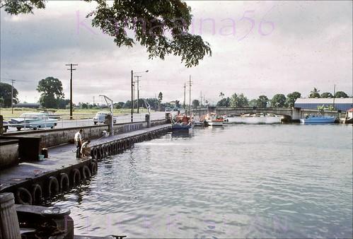 1960s hilo hawaii streetview slide