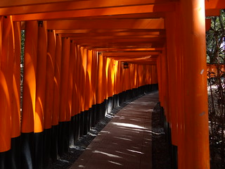 Fushimi Inari Shrine | by Alex.Hurst