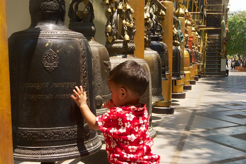 Wat Phra That Doi Suthep in Chiang Mai, Thailand | by kimtetsu