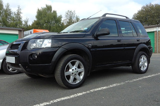 Freelander TD4 | by Totallyrad.co.uk